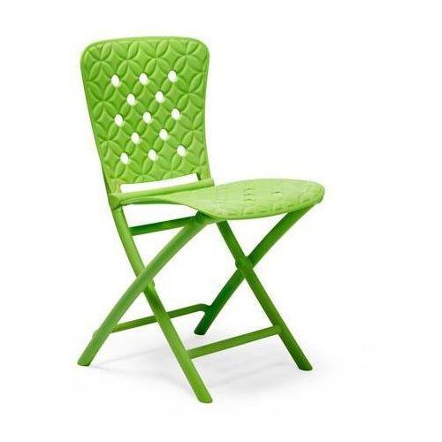 Krzesło składane Zac Spring zielone (8010352325128)