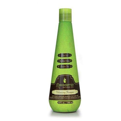 volumizing shampoo | nawilżający szampon do włosów cienkich - 300ml marki Macadamia