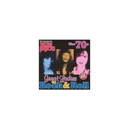 Collectables Wcbs fm101. 1: great ladies rock n roll 70's / var
