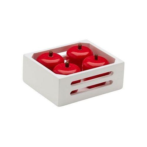 Kids concept Skrzynka drewniana z jabłkami kc1000049 (7340028725251)