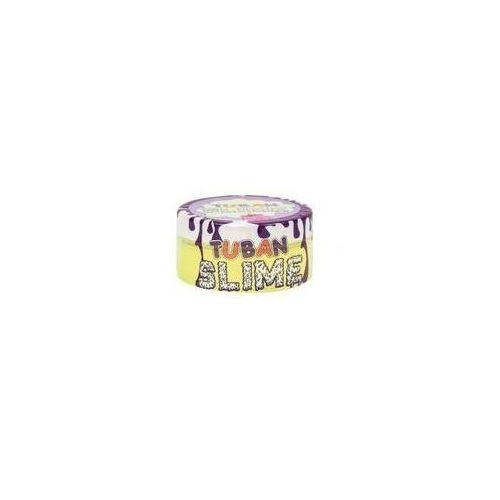 Tuban Super slime brokat neon żółty 0,2kg (5901087030148)