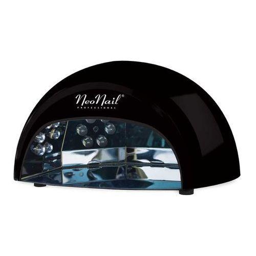 Zestaw 3x lakier hybrydowy lampa led czarna 12w + akcesoria marki Neonail