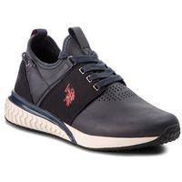 Sneakersy - tevez club felix4048s8/yt1 dkbl, U.s. polo assn., 43-45