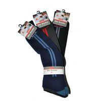 Wik Podkolanówki ski socks men art.7503 a'3 rozmiar: 39-42, kolor: wielokolorowy, wik