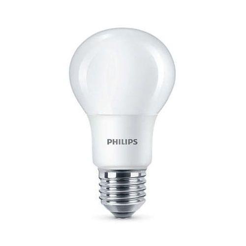 Philips Żarówka led 5-5,5w (40w) e27 a60 230v 6500k zimna 470lm ledbulb