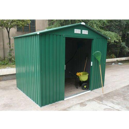 Altana ogrodowa z galwanizowanej stali kiosko - 5,9 m2 marki Vente-unique