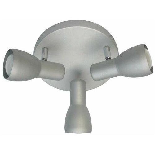 Plafon lampa oprawa sufitowa Candellux Picardo 3x40W E14 miętowy 98-50601, 98-50601