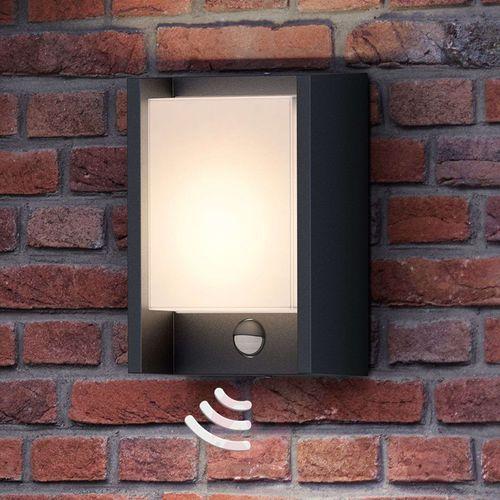 Philips 16461/93/16 - LED zewnętrzny kinkiet z czujnikiem ruchu MYGARDEN ARBOUR 1xLED/6W/230V (8718696131251)