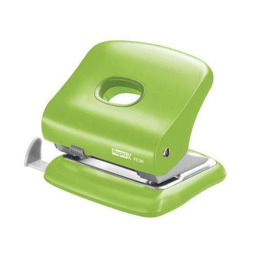 Dziurkacz Rapid Vivida FC30 5000361 - zielony