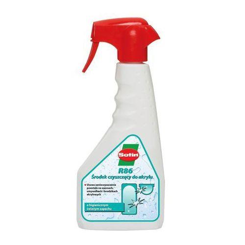 Sotin r86 - środek do mycia akrylu