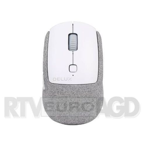 Delux m520gx (biały)