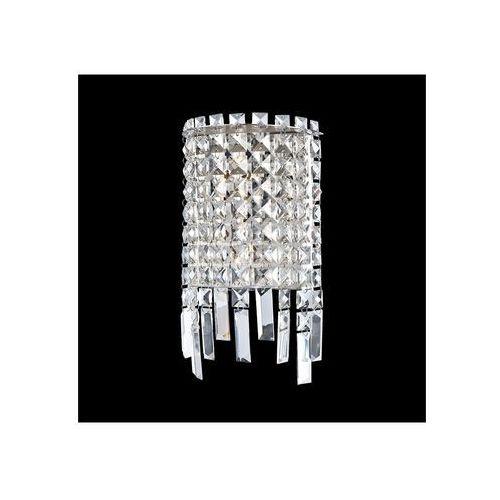 64340 - oprawa sufitowa kryształowa palass 2xg4/20w/230v marki Prezent