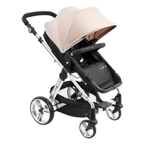 Zuma Kids, Solution 2w1, wózek spacerowy, beżowy - produkt z kategorii- Wózki spacerowe