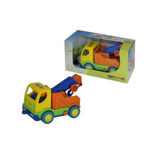 Polesie WADER 40138 Moja Pierwsza Ciężarówka Dźwig pudełko (40138 POLESIE)
