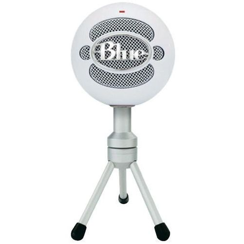 OKAZJA - Mikrofon Blue Microphones Snowball Ice, USB