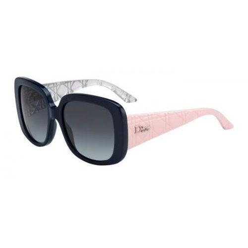 Okulary słoneczne lady lady 1o nqh/hd marki Dior