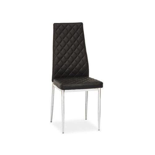 Signal Nowoczesne krzesło h-262 black