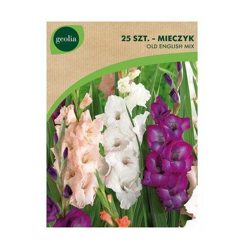 Mieczyk Old English MIX 25 szt. cebulki kwiatów GEOLIA (5000448766839)