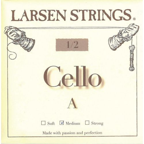 (639567) struna do wiolonczeli - d 1/2 marki Larsen