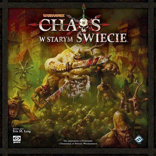 Fantasy flight games Chaos w starym świecie