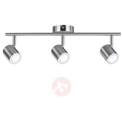 Paulmann 3-punktowa lampa sufitowa led tumbler