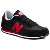 Sneakersy NEW BALANCE - Classics KL410KRY Czarny Czerwony