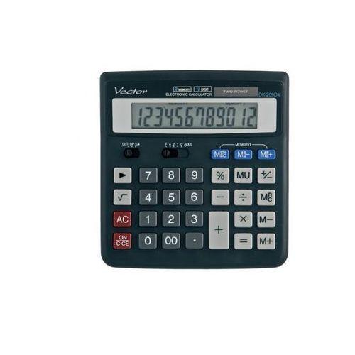 Kalkulator Vector DK-209DM - Autoryzowana dystrybucja - Szybka dostawa