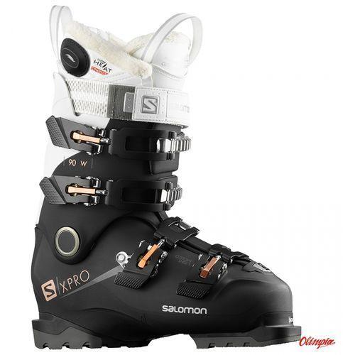Buty narciarskie Salomon X PRO 90 W Custom Heat Connect 2018/2019