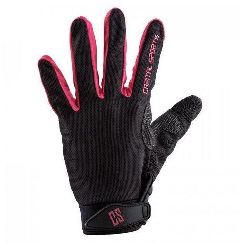Nice touch pl rękawice sportowe rękawice treningowe l imiacja skóry marki Capital sports