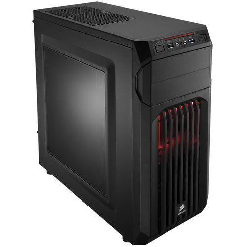 Corsair obudowa komputerowa carbide series™ spec-01 red led mid tower gaming cc-9011050-ww - odbiór w 2000 punktach - salony, paczkomaty, stacje orlen
