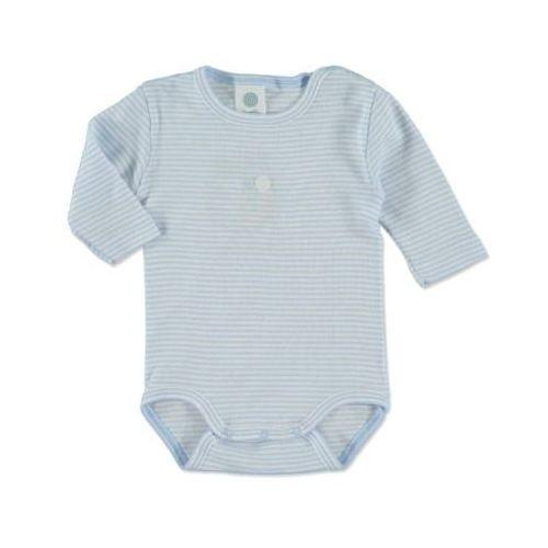 SANETTA Boys Baby Body dziecięce kolor niebieski, kolor niebieski