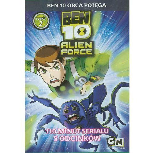 Ben 10 Obca potęga Część 2