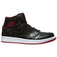 Buty Nike Air Jordan 1 Mid (554724-028) - Czarny