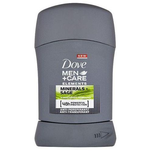 Dove men+care elements antyperspirant 48 godz. minerals + sage 50 ml (96136867)