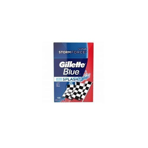 blue storm force woda po goleniu 100 ml marki Gillette