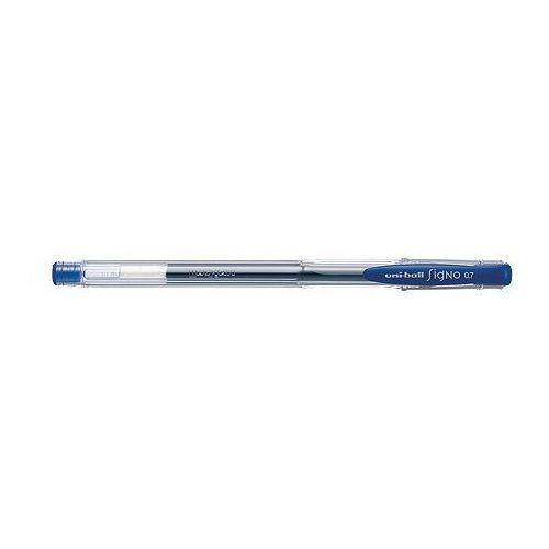 Długopis żelowy signo um-100 niebieski marki Uni