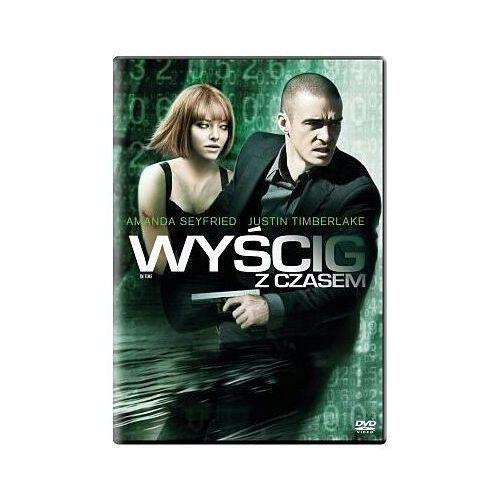 Wyścig z czasem (DVD) - Andrew Niccol DARMOWA DOSTAWA KIOSK RUCHU (5903570150807). Najniższe ceny, najlepsze promocje w sklepach, opinie.
