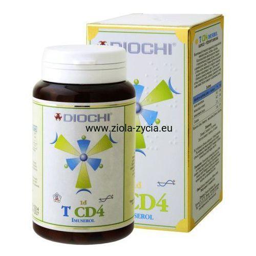 Kapsułki Diochi T CD4 Imuserol kozia siara 80 kaps. - Profilaktyka nowotworowa