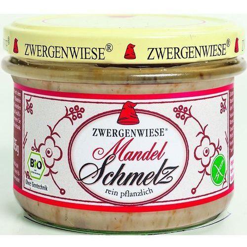 Smalczyk wegetariański z migdałami 165g BIO (bezglutenowy) - Zwergenwiese, 4019736005070