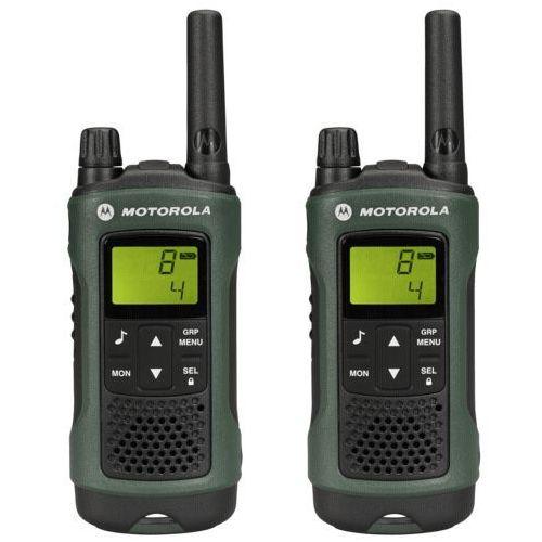 MOTOROLA walkie - talkie TLKR T81, Hunter Duo Pack