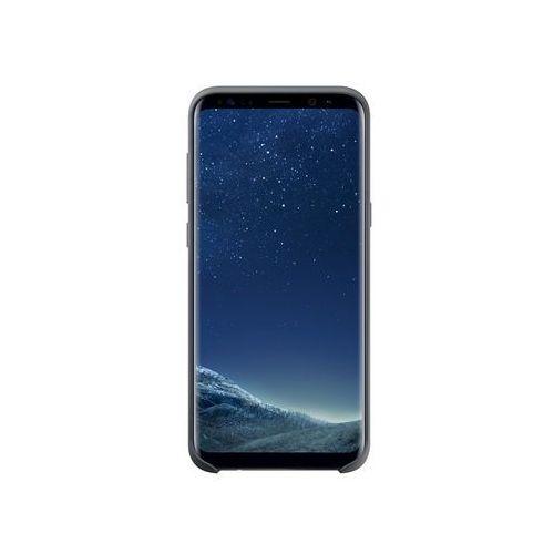 Samsung Galaxy S8+ Silicone Cover EF-PG955TS (ciemny szary) - produkt w magazynie - szybka wysyłka! (8806088695747)