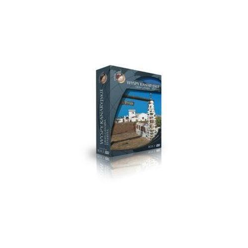 Podróże marzeń. Wyspy Kanaryjskie (Box 3 DVD)