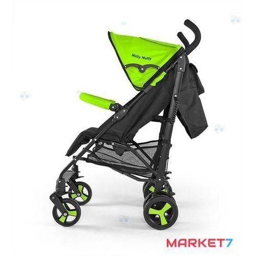 Milly-mally Wózek spacerowy royal zielony #b1