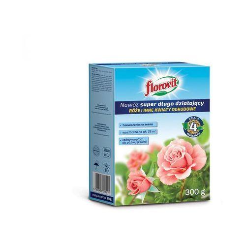 Inco Nawóz super długo działający róże i inne kwiaty ogrodowe florovit 300g