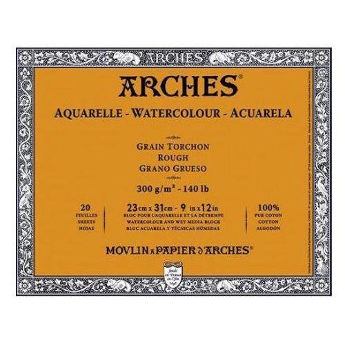 arches® blok do akwareli 23x31/12 torchon marki Canson