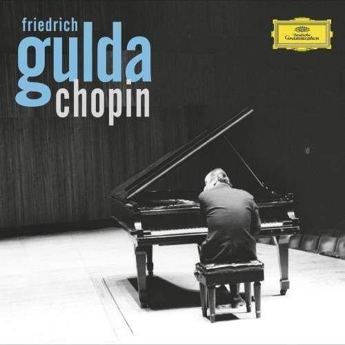 Universal music / deutsche grammophon Chopin (preludes, ballades, concerto 1) [p] - fryderyk chopin, friedrich gulda (płyta cd) (0028947787242)
