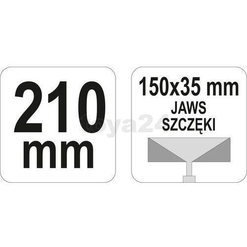 Yato Szczypce do kształtowania profili 210 mm / yt-5142 / - zyskaj rabat 30 zł (5906083951428)