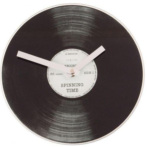 Nextime Zegar ścienny little spinning time (8717713002918)