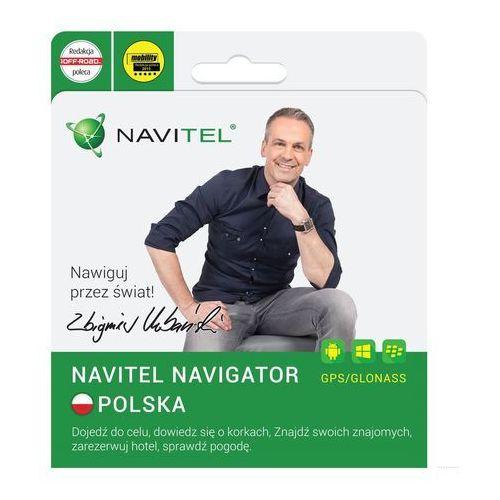 Mapa Navitel Navigator Polska na smartfony i tablety Darmowy odbiór w 19 miastach!, 5905007779995