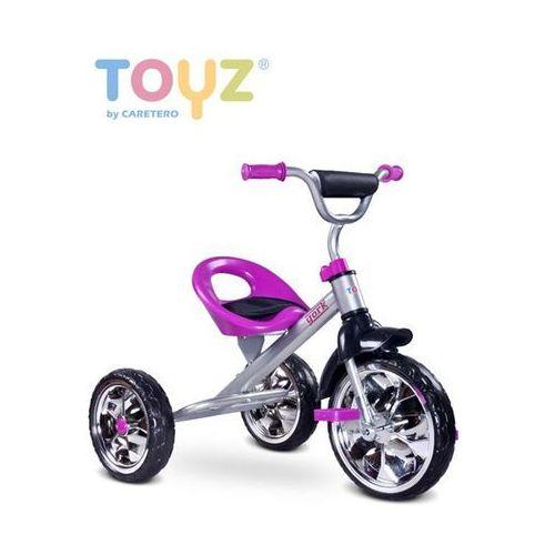 Rowerek trójkołowy Toyz York purple